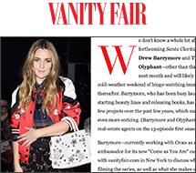 In The News - Vanity Fair
